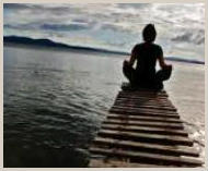 Meditation is often a key ingredient in creating a new, healthy life - New Journeys
